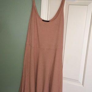 Dresses & Skirts - danty peach dress